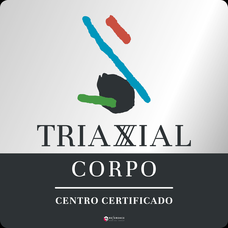 Triaxial Corpo - Centro Certificado